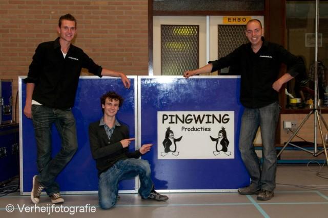 Pingwing.nl dj's
