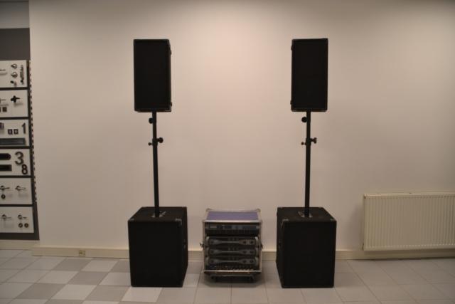 Audio verhuur Pingwing.nl