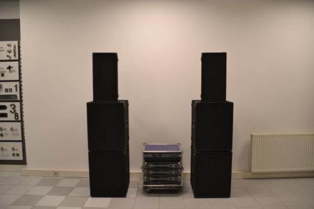 verhuur muziekinstallatie en geluidinstallaties