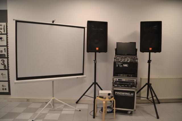 karaoke set huren, Pingwing.nl